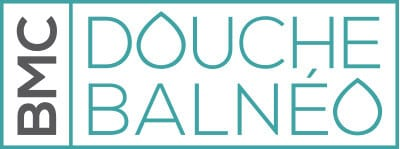 Logo BMC Douche Balneo retina, Alpes-Maritimes, Var